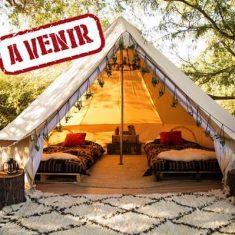 Aventure: Les tentes